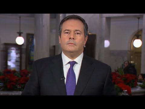 "Jason Kenney on crude oil prices: ""Right now, we're giving it away"""