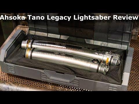 Star Wars Z856355 The Clone Wars Lightsaber Ahsoka Tano Multi-Colour