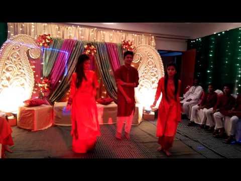 Ontu & mimi holud performance in Dance ka Legend
