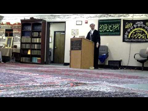 Shaikh Jehad speech at City of knowledge school