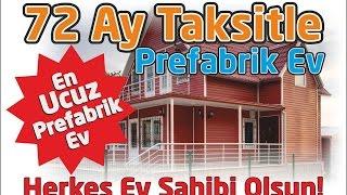 Taksitle Ev Sahibi Olun, Taksitle Prefabrik ev 0533 650 20 64 http://www.prefabrikevfiyatlari.web.tr