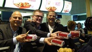 Mario Barth und die Currywurst von McDonalds