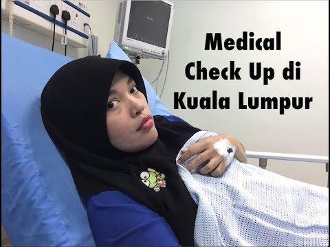 Medical Check Up di Kuala Lumpur
