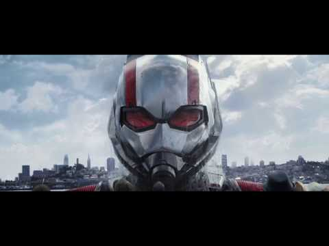 Ant-Man And The Wasp - Trailer 2