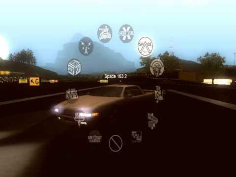 GTA SA - GTA 5 Radiostations Mod