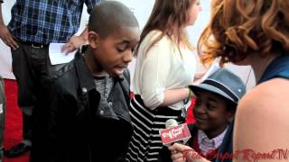 Video Tylen Jacob Williams & Damarr Calhoun at 20th Annual #DreamHalloween #KeepaChildAlive download MP3, 3GP, MP4, WEBM, AVI, FLV Januari 2018