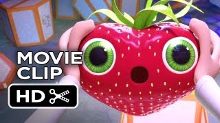 Cloudy with a Chance of Meatballs 2 Movie CLIP - Meet Barry (2013) HD
