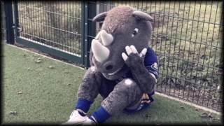 Ronnie the Rhino Anti-Bullying Week