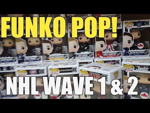 NHL FUNKO POP!