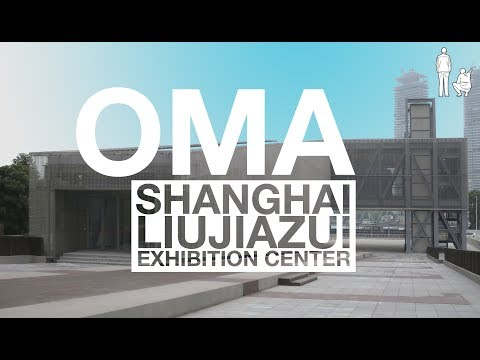 OMA's FIRST BUILDING IN SHANGHAI