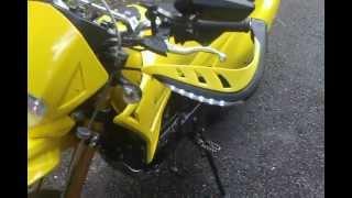 QINGQI Super Motard QM200GY
