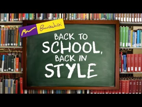 Back to School, Back in Style - Ep.1