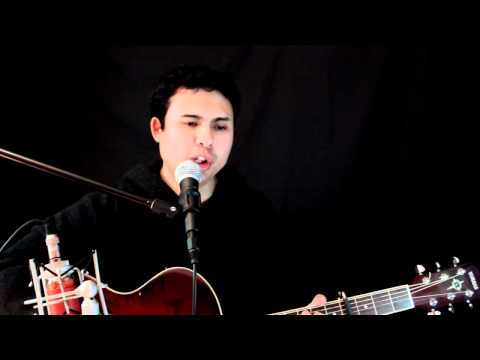 Simon & Garfunkel - The Sound of Silence (Alex Ford Live Acoustic Cover)