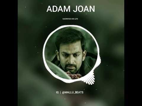 Adam Joan Sad BGM | Prithviraj Bgm
