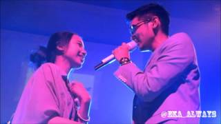 Bukan Cinta Biasa - Afgan with Lucky Girl Cytra