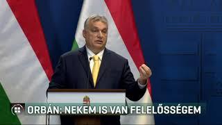 Orbán részben magára vállalta az önkormányzati választásokon elszenvedett vereséget 20-01-12