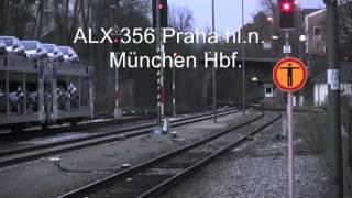 Bahnhof Furth im Wald 20.04.2012