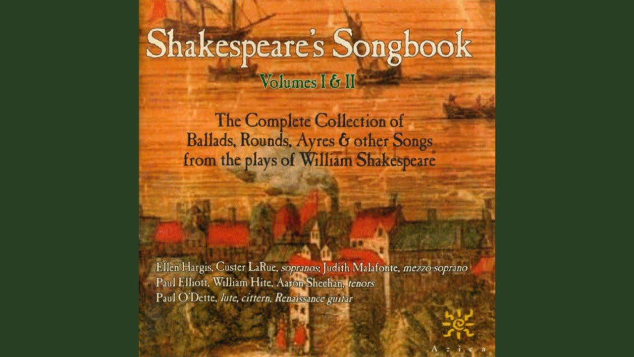 Shakespeares Songbook