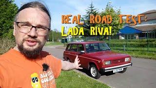 Real Road Test: Lada Riva Estate! VAZ 2104