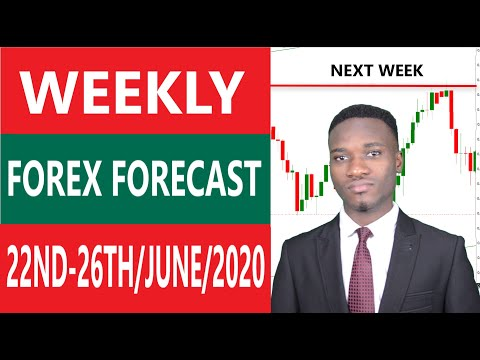 weekly-forex-forecast-for-22nd---26th-/-june-/2020