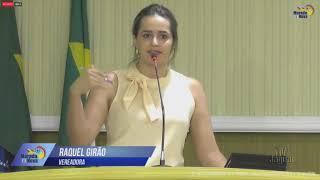 Raquel Girão pronunciamento 12 04 2018