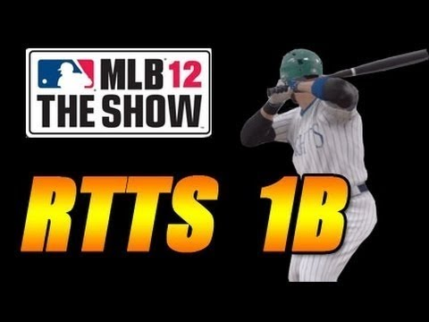 MLB 12 Road To The Show 1B - Push To 700 HRs [EP77]