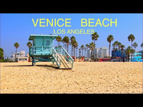 Venice Beach -  Los Angeles ,CA HD