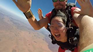 Awesome freefall!