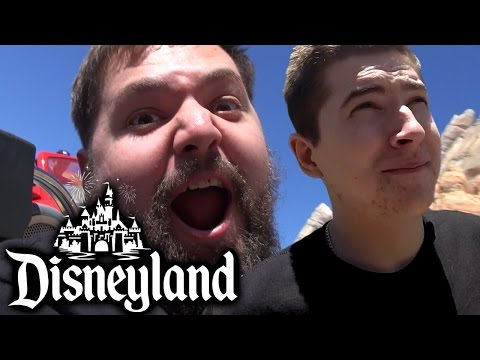 Creatures at Disney Land