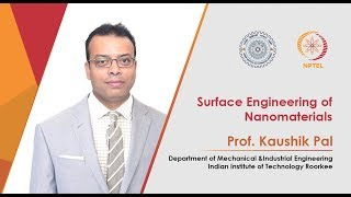 Surface Engineering of Nanomaterials. thumbnail