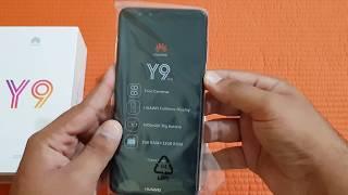 Huawei y9 2018 - Unboxing! (4K)