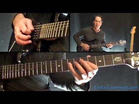 Eruption Guitar Lesson Pt. 1 - Van Halen
