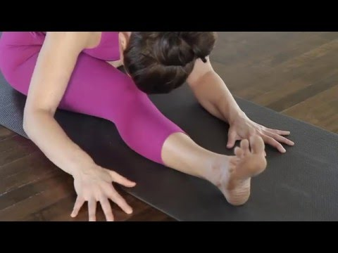Forrest Yoga Pranayama and Seated Stretches with Erica Mather