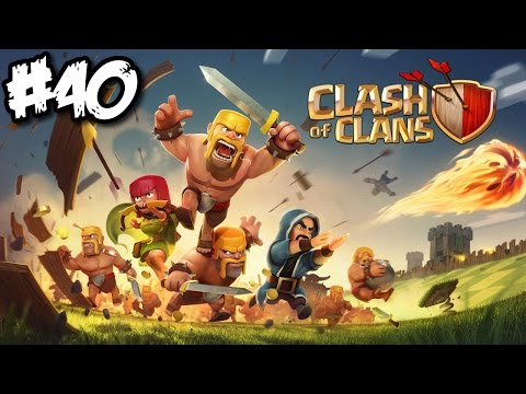 Clash Of Clans #40 - Town Hall Level 8 START! Clan Castle Upgrade + CoC Update!