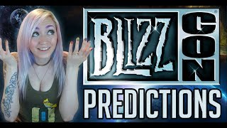 Blizzcon Predictions 2017 | WoW Expansion, Overwatch League, New Mobile Game & MORE!