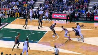 NBA: Top 5 NBA Plays: March 26th
