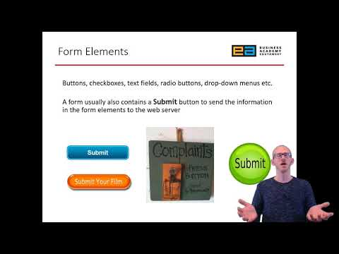 Introduction To HTML Forms