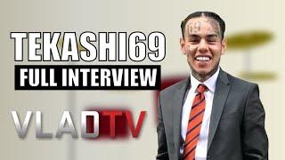 Tekashi 6ix9ine on VladTV (Full Interview) [PARODY]