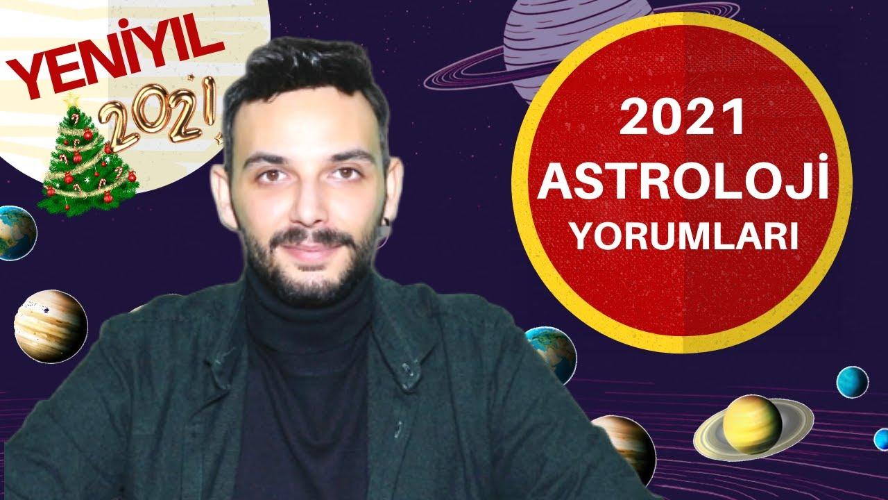 2021 YILI ASTROLOJİ YORUMLARI | Kenan Yasin ile Astroloji