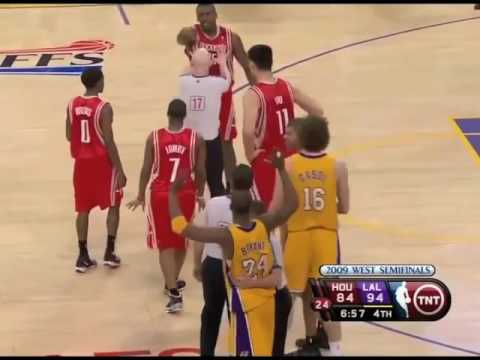 Ron Artest aka Metta World Peace greatest fights, cheap shots, and moments
