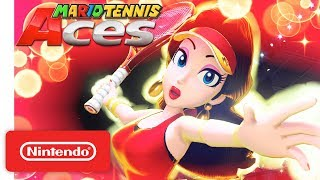 Download Mario Tennis Aces - Pauline - Nintendo Switch Mp3 and Videos