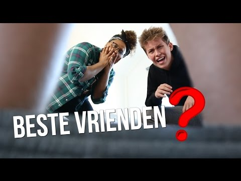 VRIENDEN vs BESTE VRIENDEN! | JeroenvHolland & Quinsding