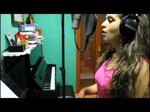 Viviana Buonomo  The Greatest Reward Cover Celine Dion