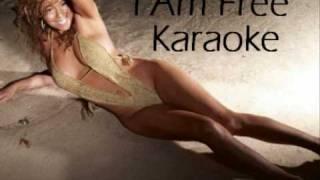 Mariah Carey - I Am Free - Karaoke/Instrumental