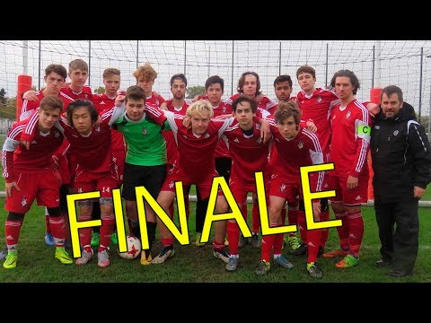 NECIS VLOG! - The LAST EVER Road to NECIS | Football/Soccer