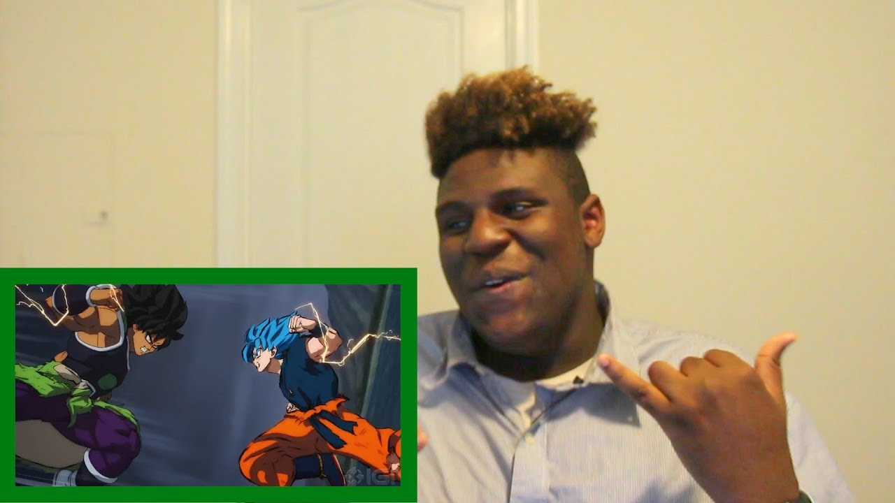Download Dragon Ball Super: Broly - Movie Trailer (Comic-Con 2018) - REACTION & REVIEW