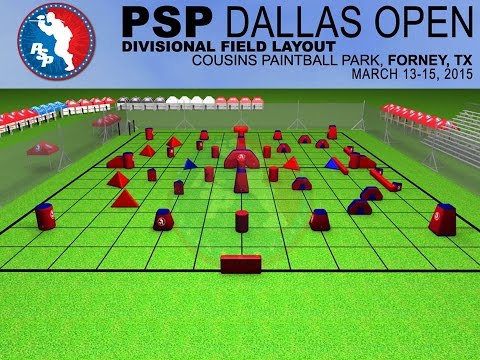 PSP 2015 Dallas Layout Breakdown | Macedonian Athletics Sports Academy