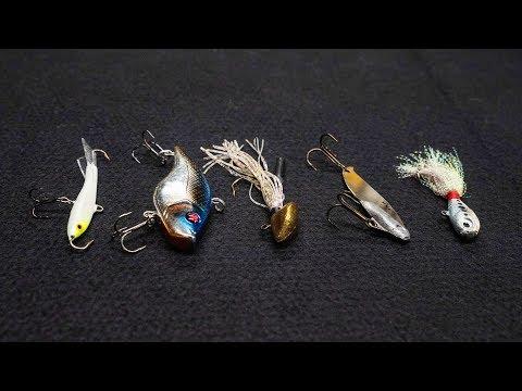 Walleye Jigging TRICKS! - TOP 5 Walleye Fishing Jigs & Lures.