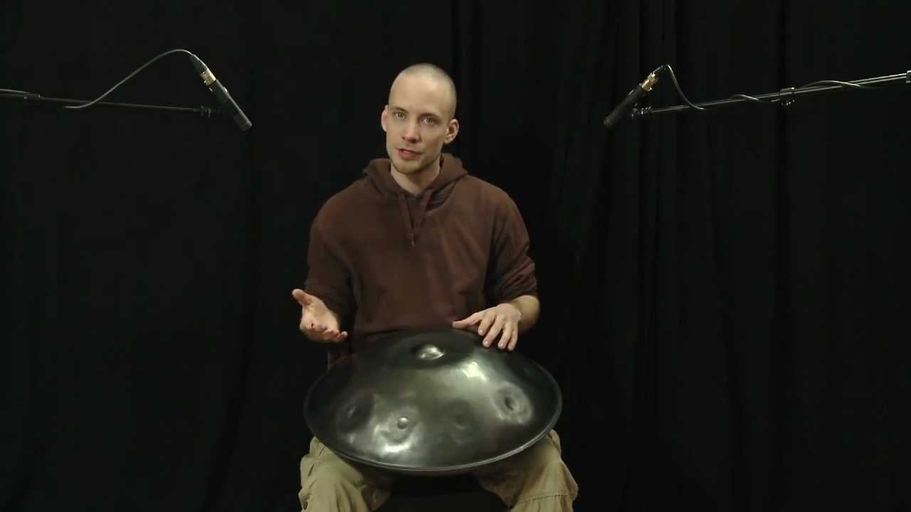 how to make a handpan