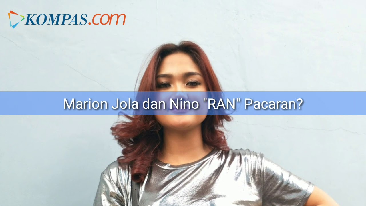 "Marion Jola: Marion Jola Indonesian Idol Dan Nino ""RAN"" Pacaran?"